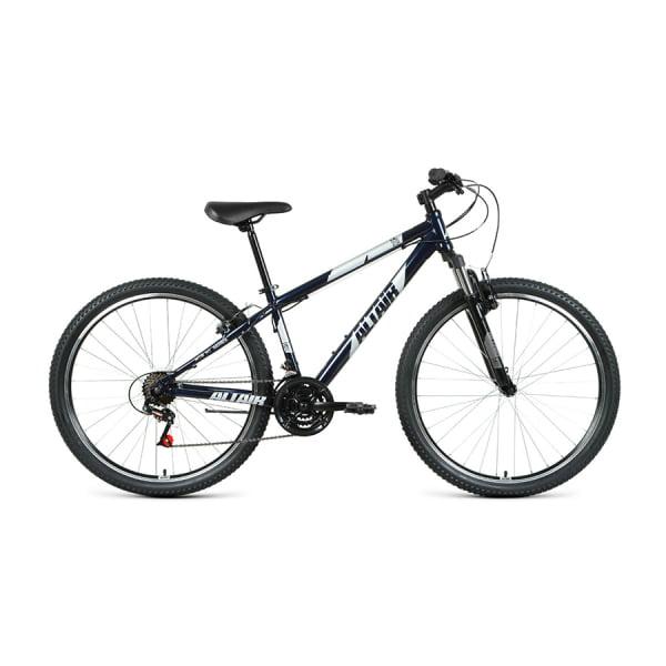 Велосипед 27,5` Altair AL 27,5 V 21 ск Темно-синий/Серебро 20-21 г