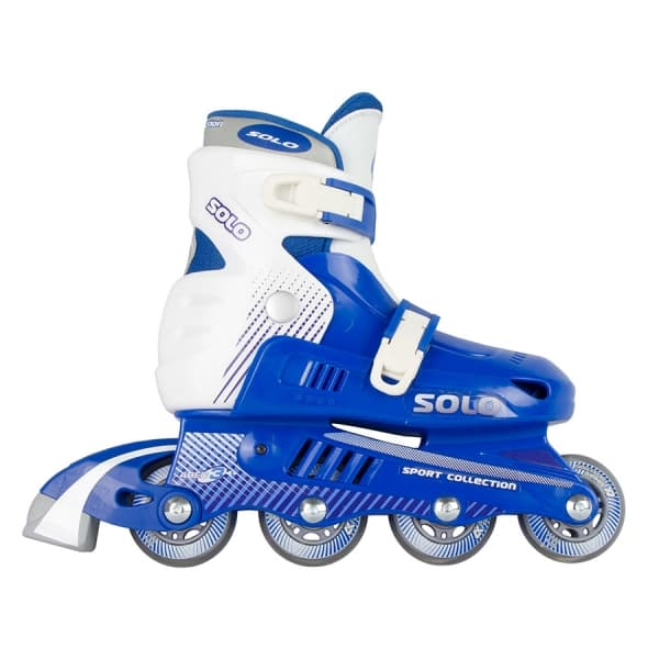 Роликовые коньки СК SOLO Синий
