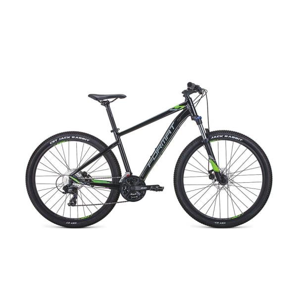 Велосипед Format 27,5` 1415 Черный Матовый AL (trekking) 20-21 г