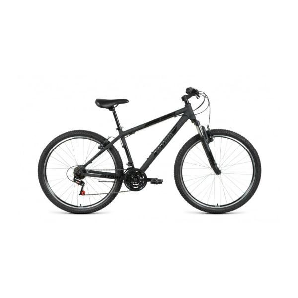 Велосипед 27,5` Altair AL 27,5 V 21 ск Черный матовый/Черный 20-21 г
