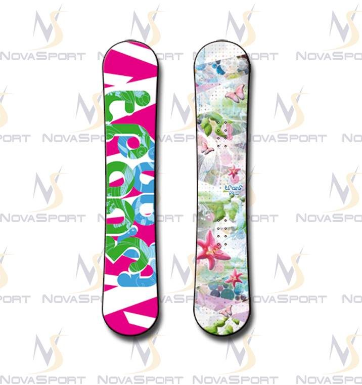 Сноуборд TRANS Girl FE Multicolor (2012)