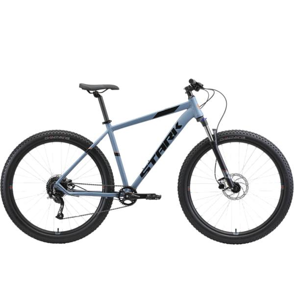 Велосипед Stark`21 Funriser 29.4+ HD серый/оранжевый