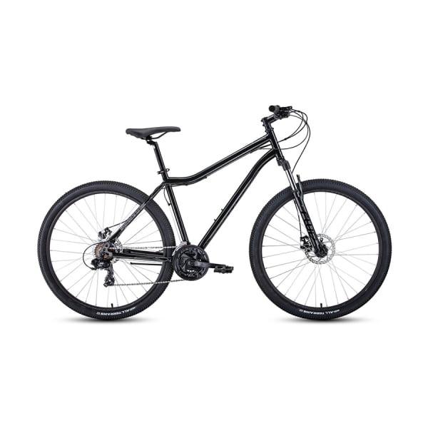Велосипед 29` Forward Sporting 29 2.0 disc Черный/Темно-серый 20-21 г
