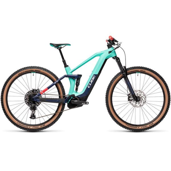 Велосипед CUBE STEREO HYBRID 140 HPC RACE 625 29? (Teamline Edition) 2021