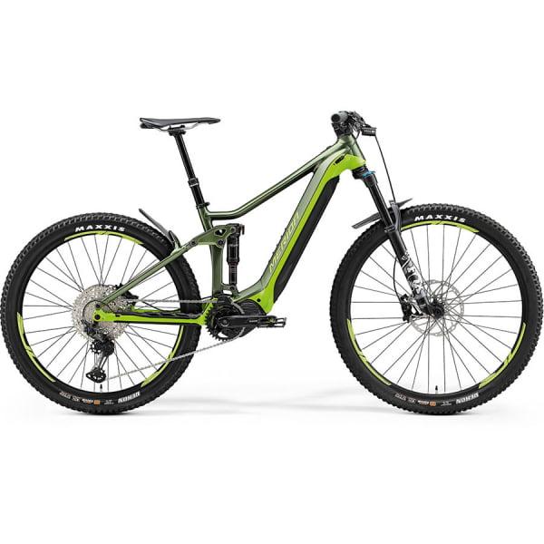 Велосипед Merida eOne.Forty 700 SilkGreen/LightGreen 2021