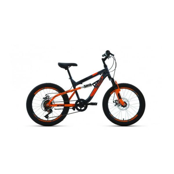 Велосипед 20` Altair MTB FS 20 disc 6 ск 20-21 г