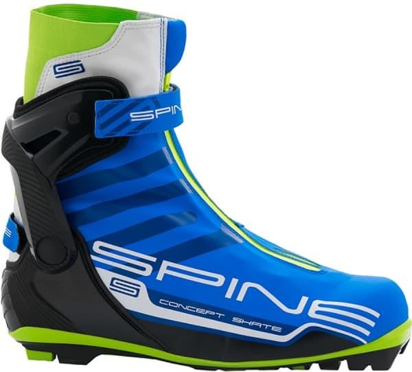 Ботинки NNN SPINE Concept Skate PRO 297 42р.