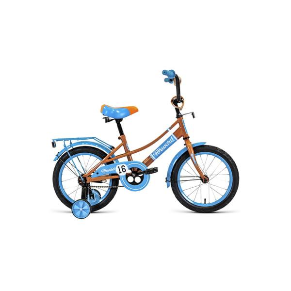 Велосипед 16` Forward Azure 20-21 г