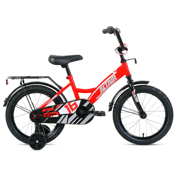 Велосипед 16` Altair Kids 1 ск 20-21 г