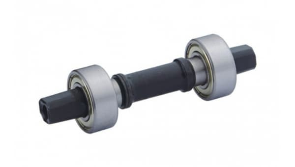 Вал каретки под квадрат 126mm KL-910D