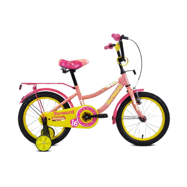 Велосипед 16` Forward Funky 20-21 г
