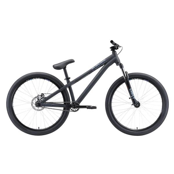 Велосипед Stark`20 Pusher-2 чёрный/серый S H000014184