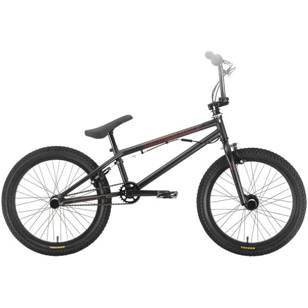 Велосипед Stark`21 Madness BMX 3 черный/оранжевый HQ-0004060