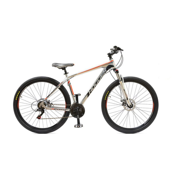 Велосипед 29` Hogger OLYMPICO MD Серый-красный