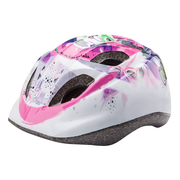Шлем защитный HB-8 (out-mold) фиолетово-белый