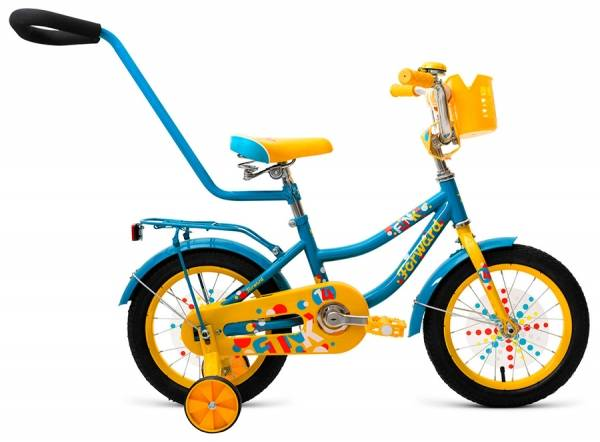 "Велосипед 14"" Forward Funky 17-18 г"
