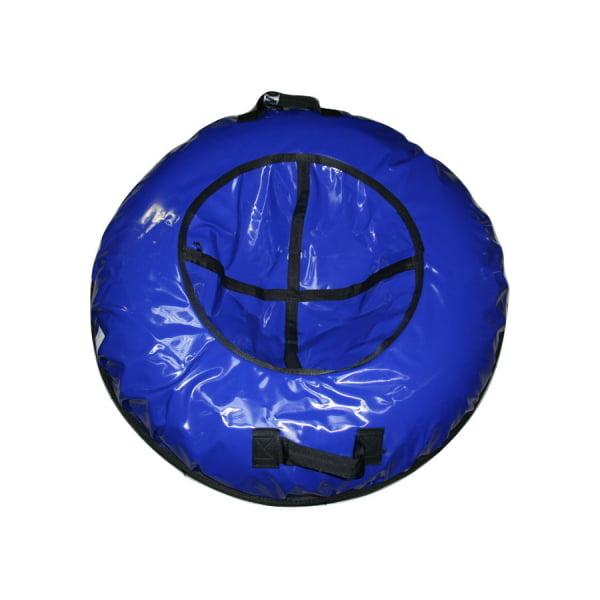 Санки надувные 100 см Тюбинг Профи с  пласт. дном ПЛ-2 (без гарантии на камеру R14)