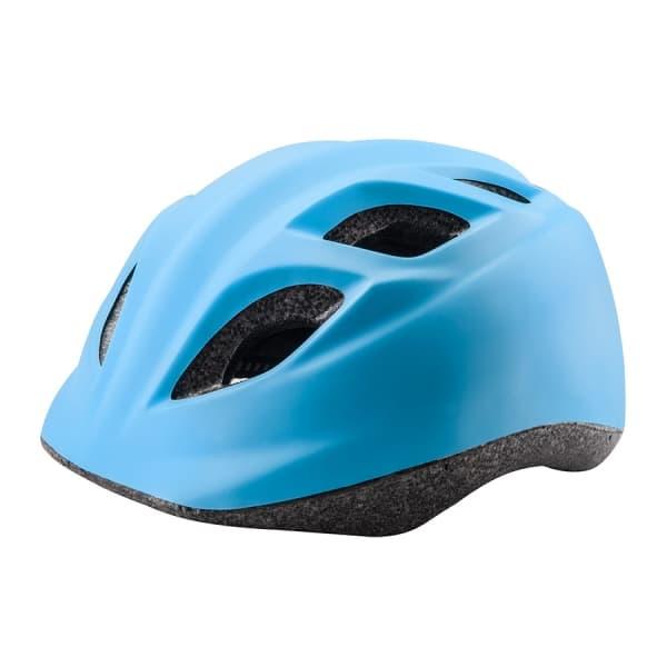 Шлем защитный HB-8 (out-mold) голубой/600086