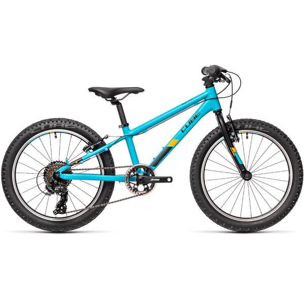 Велосипед CUBE ACID CMPT 200 20 (blue`n`orange ) 2021