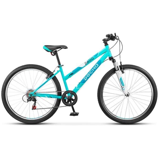 """Велосипед 26"""" Десна 2600 V V020 Бирюзовый"""