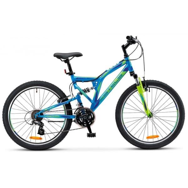 "Велосипед Stels Mustang 24"" V V020 Синий"