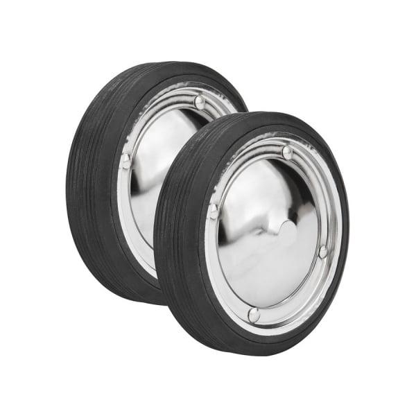 Дополнительные колеса обод сталь/хром, без кроншт/630166