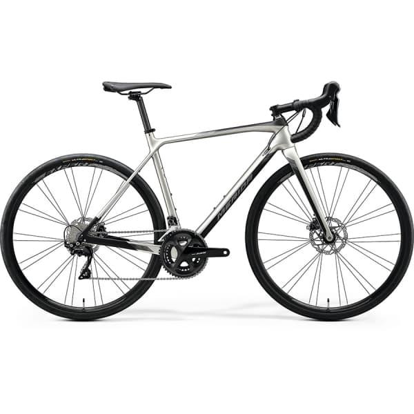 Велосипед Merida Mission Road 4000 MattTitan/Black 2020