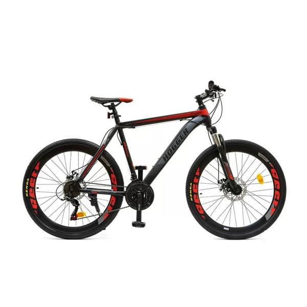 Велосипед 26` Hogger PHOENIX MD Красно-серо-черный