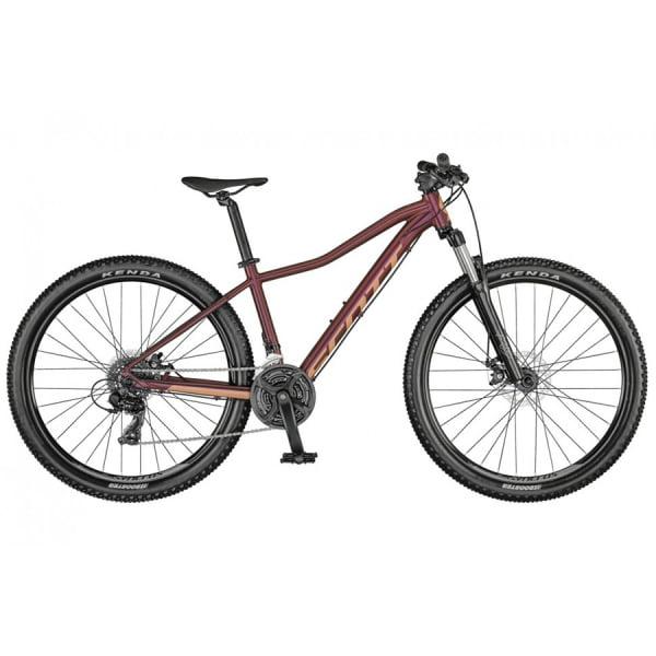 Велосипед Scott Contessa Active 60 clay purple tupe