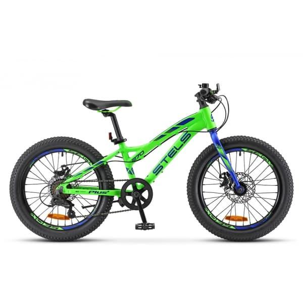 Велосипед Stels 20` Pilot 270 MD +  V010 (LU089615)