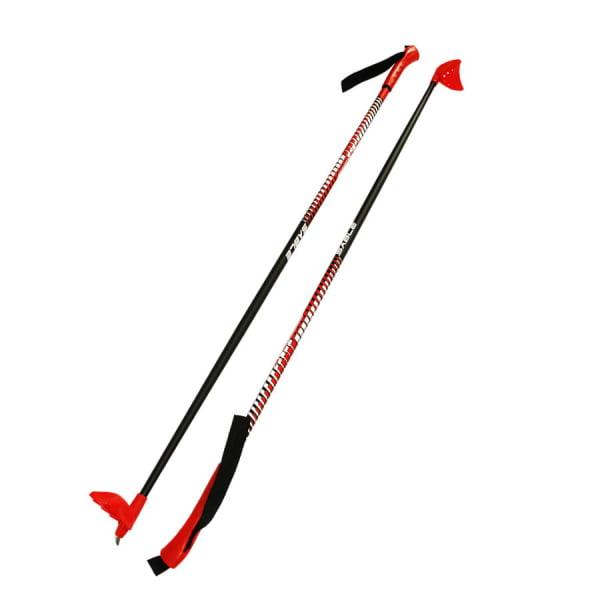 Палки STC 160 Sable XC Cross Country Red 100% стекловолокно