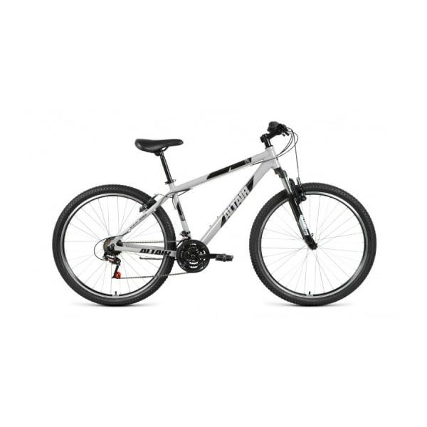 Велосипед 27,5` Altair AL 27,5 V 21 ск Серый/Черный 20-21 г