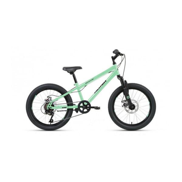 Велосипед 20` Altair MTB HT 20 2.0 disc 6 ск 20-21 г