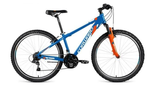 """Велосипед 26"""" Forward Toronto 1.0 18 ск 17-18 г"""