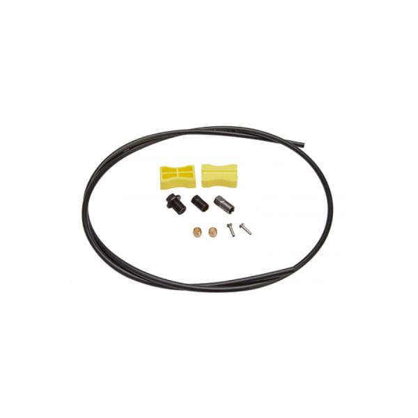 Гидролиния Shimano, BH90-JK-SSR, 1700мм, цв. черный, для DA/Ultegra/105, TL-BH61/ISMBH90JKSSL170
