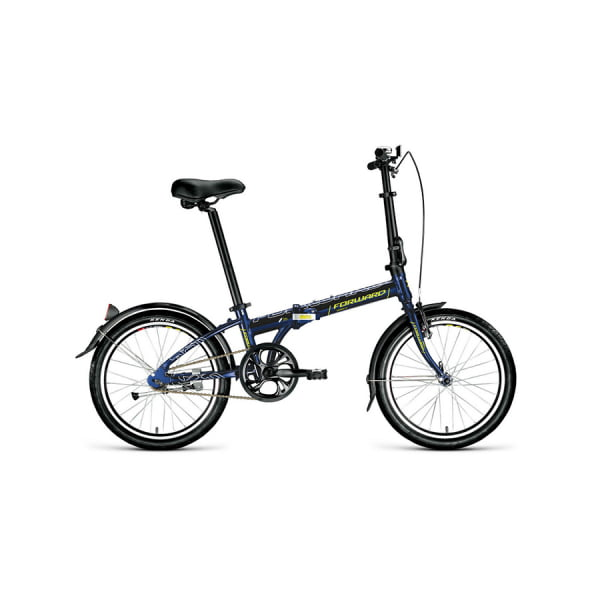 Велосипед 20` Forward Enigma 1.0 AL 20-21 г