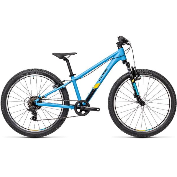 Велосипед CUBE ACID CMPT 240 24 (blue`n`orange ) 2021
