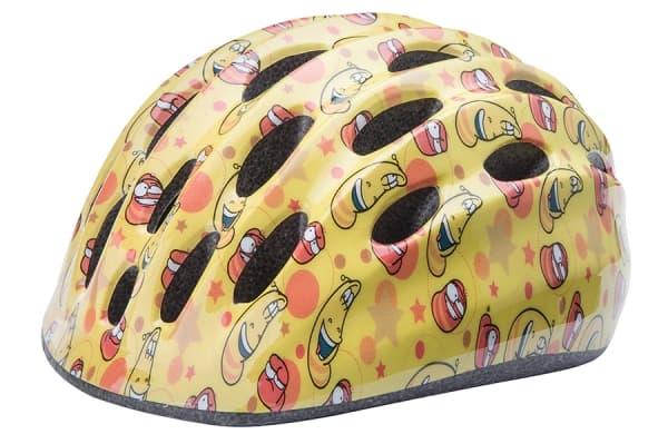 Шлем защитный HB10 желто-красный/600088