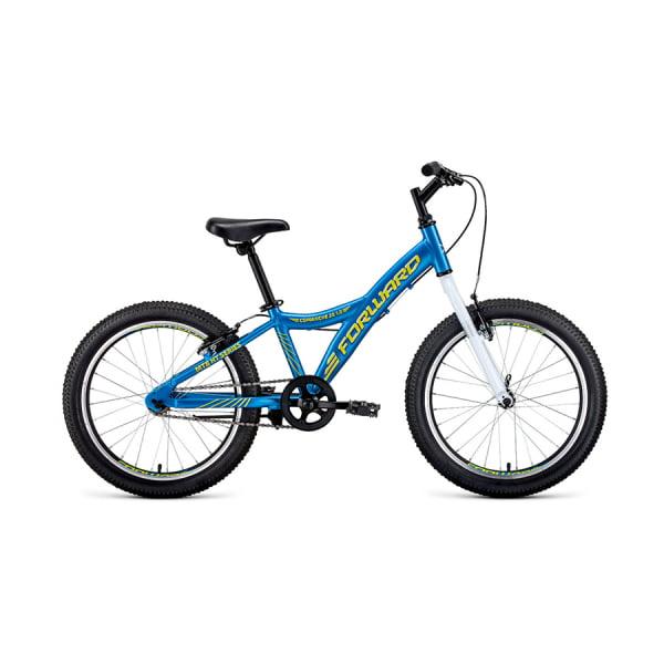 Велосипед 20` Forward Comanche 20 1.0 AL 20-21 г