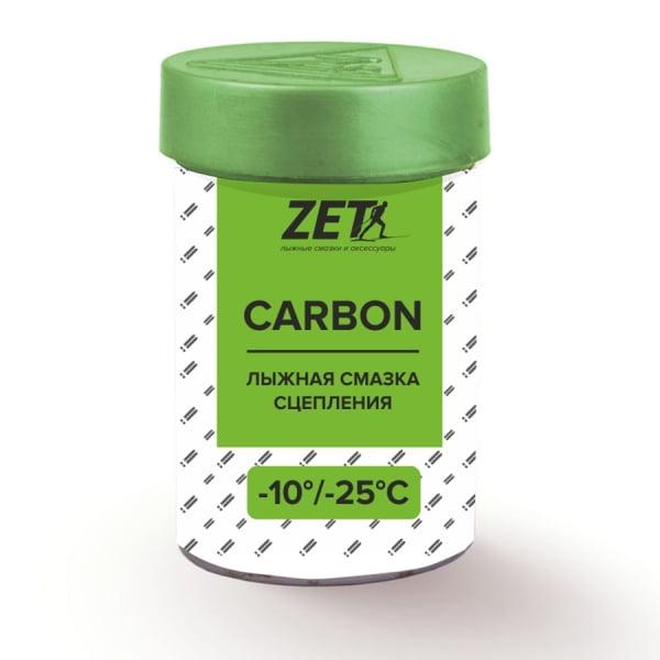 Смазка Zet Carbon (-10-25) Зеленый 30г (без фтора)