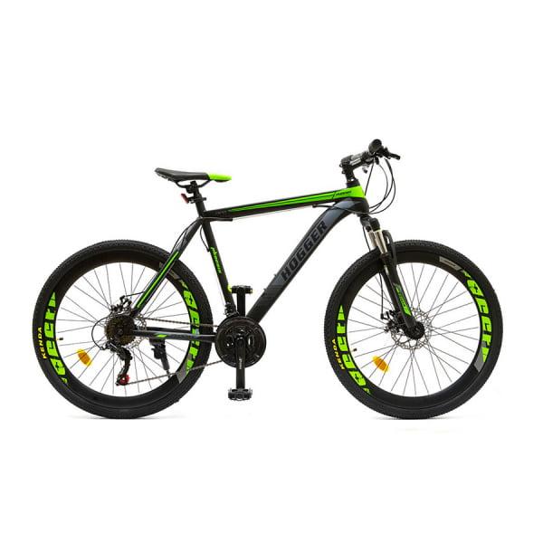 Велосипед 26` Hogger PHOENIX MD Зелено-серо-черный