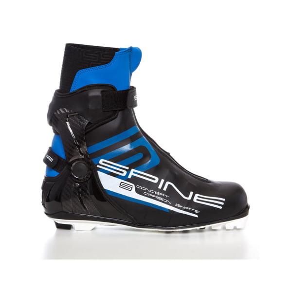 Ботинки NNN SPINE Concept Carbon Skate 298 41р.
