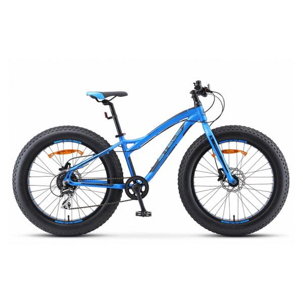 Велосипед Stels Aggressor D 24` V010 Синий (LU092494)