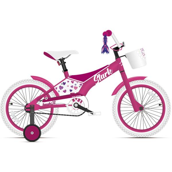 Велосипед Stark`21 Tanuki 18 Girl розовый/фиолетовый HQ-0004372