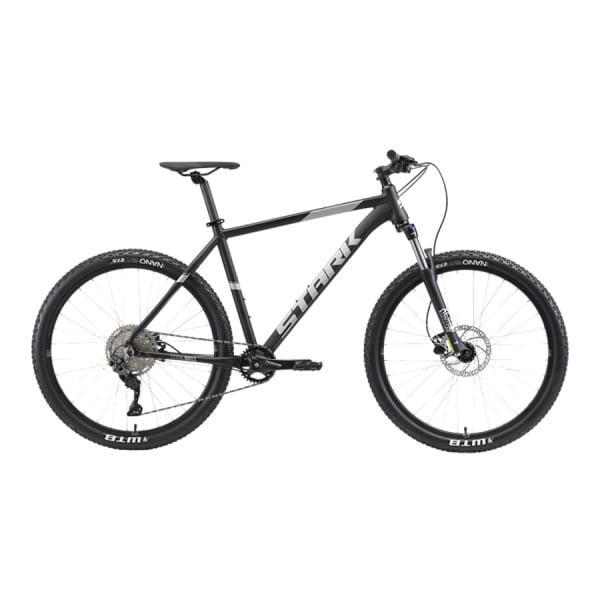 Велосипед Stark`21 Armer 29.6 HD черный/серебристый