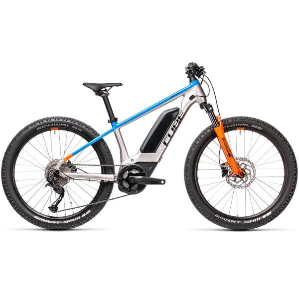 Велосипед CUBE ACID 240 HYBRID Rookie Pro 400 24 (Actionteam) 2021