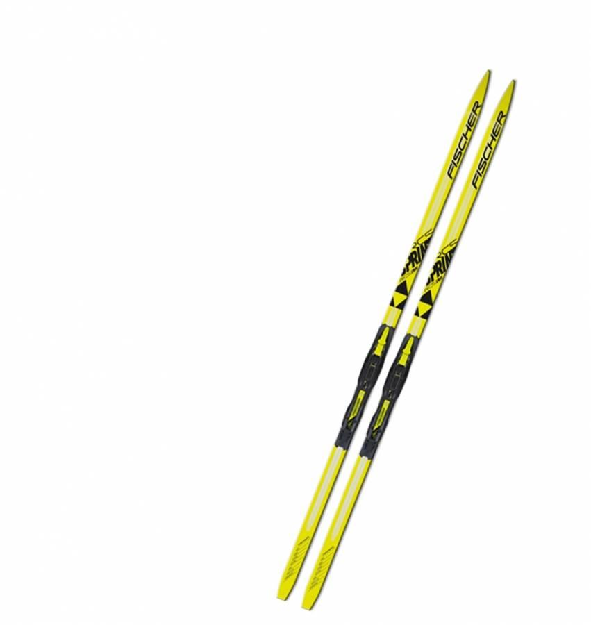 a908ed0a49bf Лыжи Fischer SPRINT CROWN YELLOW JR N63317 — купить в интернет ...