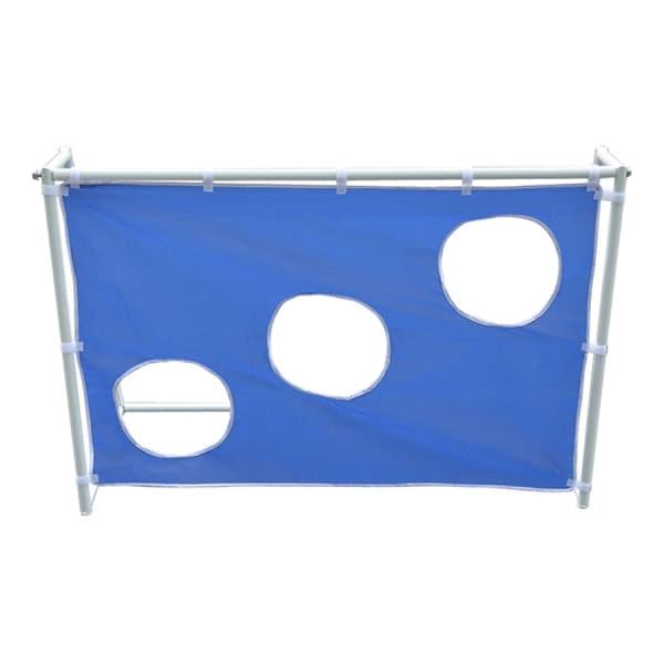 Ворота игровыe DFC Goal302T с тентом 302x200x130