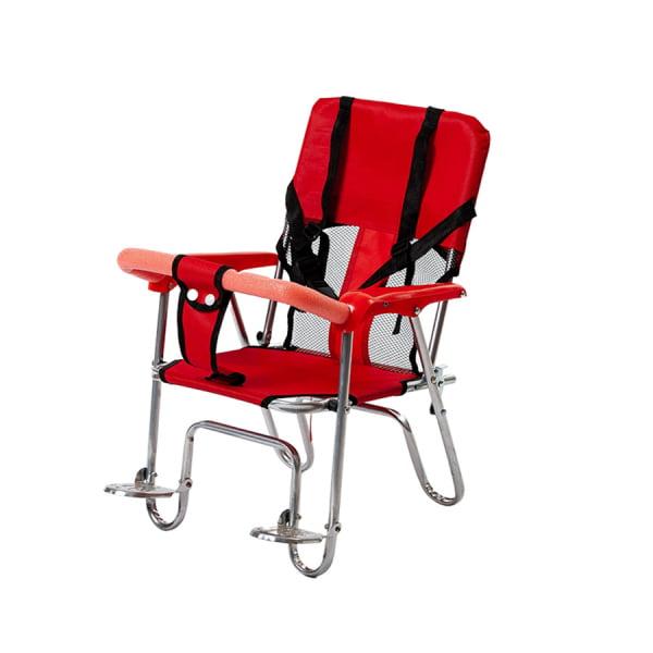 Велокресло детское JL-189/280014 (крепление на багажник)