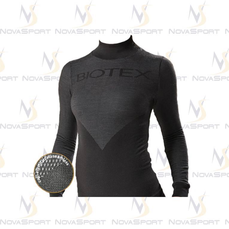 Водолазка женская Biotex 220CL black